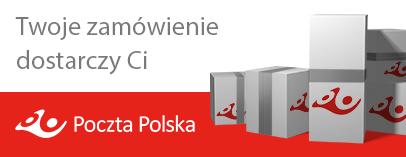 Twoje zamówienie dostarczy Poczta Polska