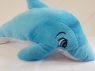 Delfin pluszowy niebieski