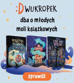 Dwukropek dla młodych moli książkowych