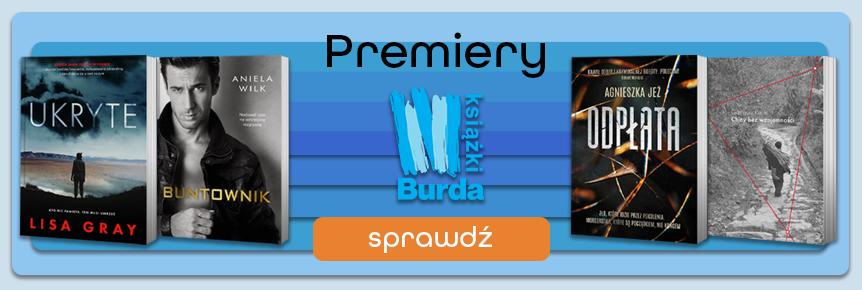 Hity i premiery Burda książki