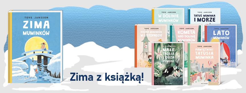 Zima z książką