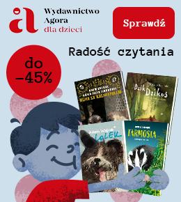 Agora dla dzieci - radość czytania