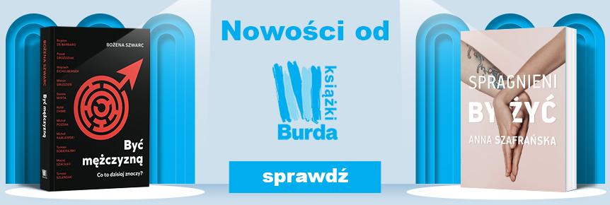 Nowości wydawnictwa Burda