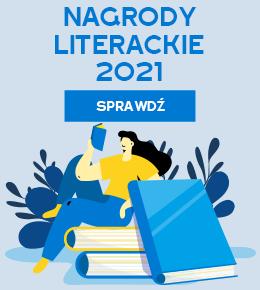 Książki nagrodzone w 2021