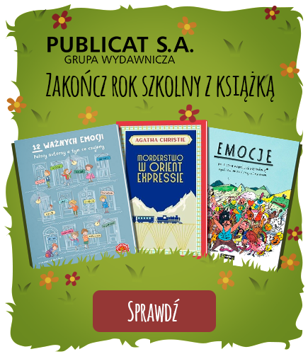 GW Publicat - zakończ rok szkolny z książką