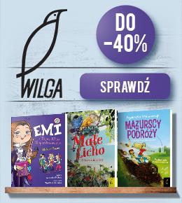 Najlepsze ksiażki dla młodych moli książkowych - Wilga