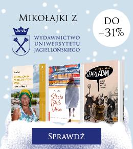 Mikołajki z Wydawnictwem Uniwersytetu Jagiellońskiego