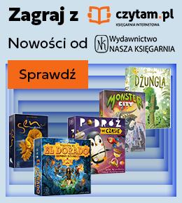 Zagraj z czytam.pl - nowości od wydawnictwa Nasza księgarnia