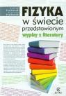 Fizyka w świecie przedstawionym Wypisy z literatury