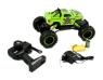 Samochód Rock Crawler zdalnie sterowany zielony