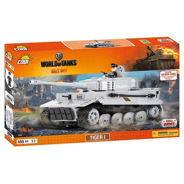 Cobi: World of Tanks. Tiger I - 3000