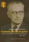 O człowieku, który się nie zgadzał Biografia pułkownika Januarego Cieślikowa Agnieszka J.