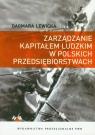Zarządzanie kapitałem ludzkim w polskich przedsiębiorstwach
