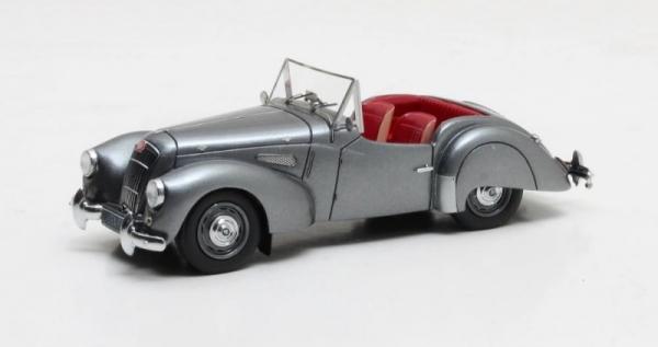 Lea-Francis 2.5 Litre Sports 1950 (grey metallic) (MX41205-021)