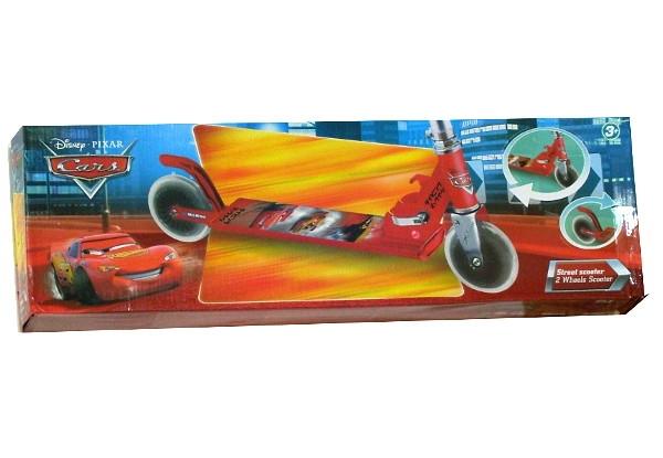 MONDO Hulajnoga Dwukołowa Cars (10518100)
