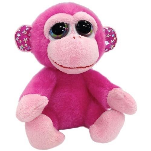 Małpka różowa Fuchsia 15 cm