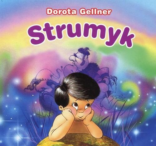 Biblioteczka niedźwiadka Strumyk Gellner Dorota