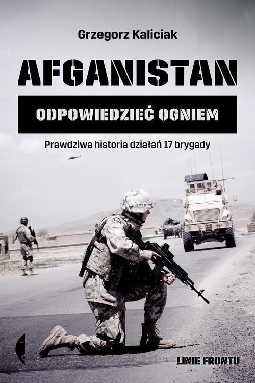 Afganistan Kaliciak Grzegorz