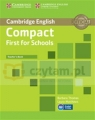 Compact First  for Schools Teacher's Book Barbara Thomas, Laura Matthews