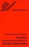 System ekonomiczno-społeczny Alfreda Marshalla