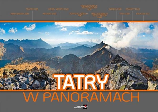 Tatry w panoramach Tadeusz Ogórek, Szymon Seweryn, Małgorzata Kotarb