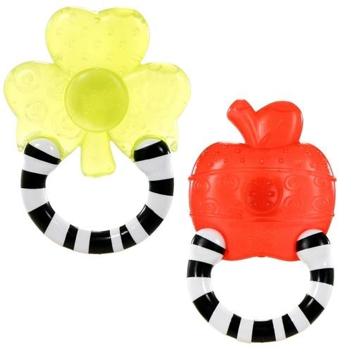 Kolorowe gryzaki Kwiatek