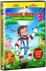 Ciekawski George Powrót do dżungli DVD