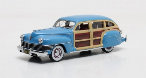 Chrysler Town & Country Wagon