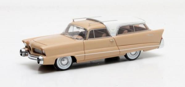 Chrysler Plainsman Concept 1956 (beige) (GXP-564249)