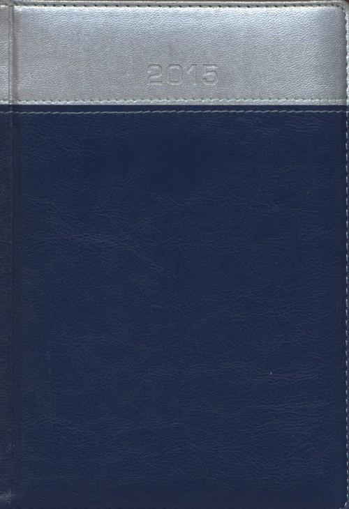 Kalendarz 2015 książkowy dzienny KX 293 D