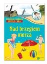 Nad brzegiem morza Edukacja i zabawa Puzzle Gra Tukaj-Lewańska Katarzyna