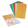 Puzzle kreatywne brokat MIX kolorów 20x30