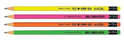 Ołówek z gumką FLASH (2021129000990)