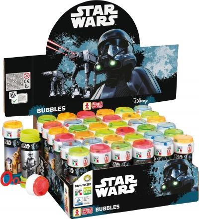 Bańki mydlane 60ml Star Wars .