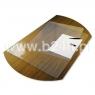 Podkład na biurko Panta Plast - przezroczysty 540 mm x 240 mm