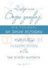Kartka Składana - Z całego serca Bogu zaufaj