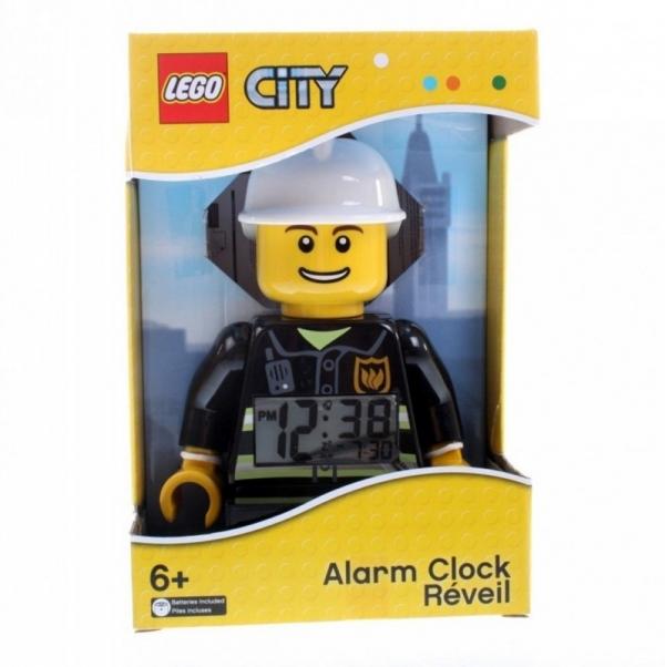 LEGO Budzik City Strazak