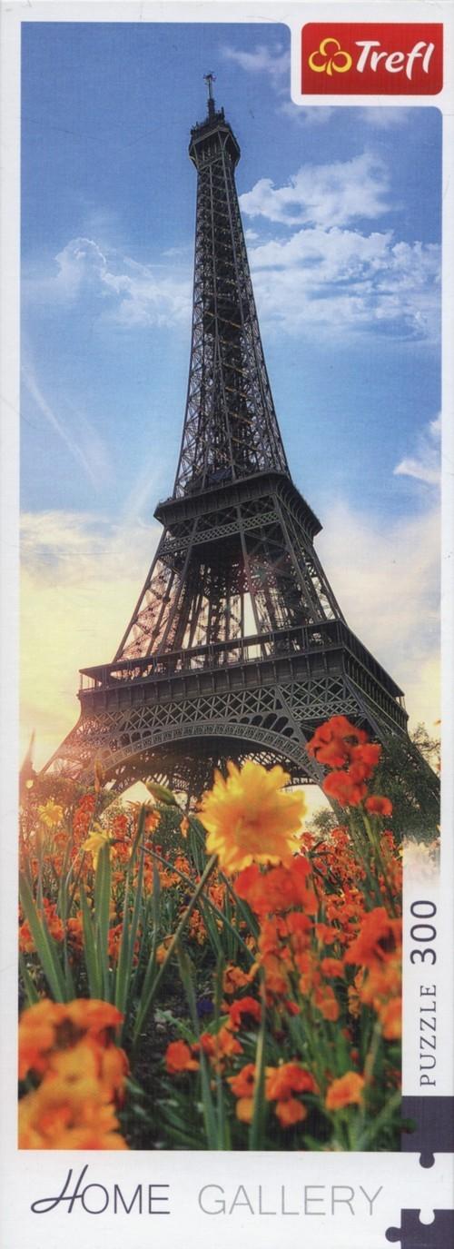 Puzzle 300: Wieża Eiffla pośród kwiatów (75000)