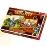 Gormiti - Puzzle 2w1 - 100 elementów (34100)