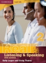 Cambridge English Skills Real Listening and Speaking with answers +2CD