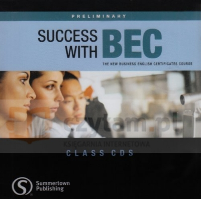Success with BEC Preliminary CD(2)