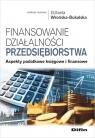 Finansowanie działalności przedsiębiorstwa
