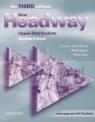 Headway NEW 3rd Ed Upper-Inter TB