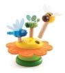 Zabawka drewniana Małe owady