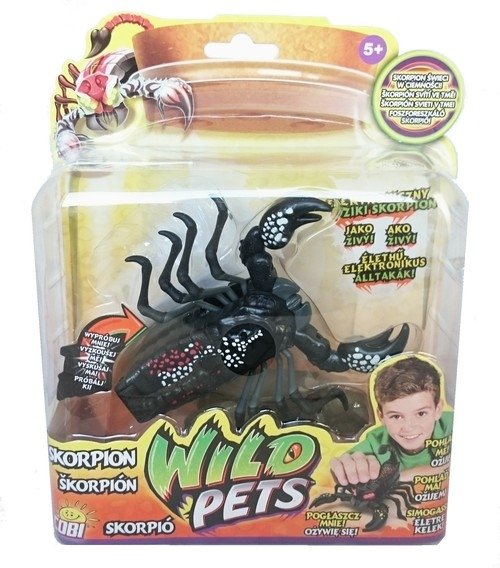 Wild Pets Skorpion Sting