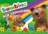 Blok techniczny A4 Bambino 10 kartek Miś