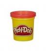 Play-Doh ciastolina tuba pojedyńcza jasnoczerwony