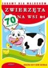Zabawy dla maluchów Zwierzęta na wsi