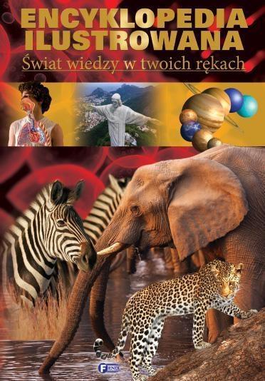 Encyklopedia ilustrowana Świat wiedzy w twoich rękach Sandvold Lynnette Brent, Perritano Yaamini, Perritano John