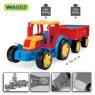 Gigant Traktor z przyczepą (66100)